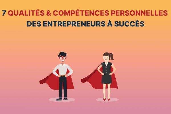 Quelles sont les compétences d'un entrepreneur ?